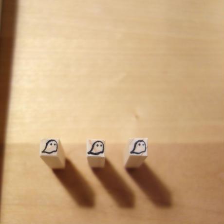 おばけパズルのスタンプ 6x6mm1本