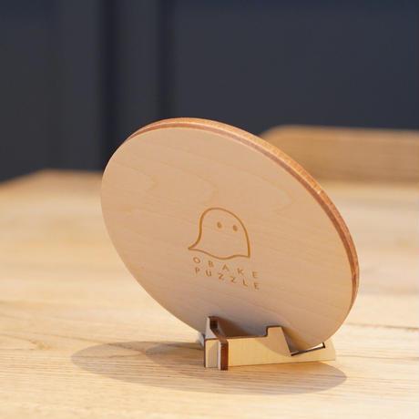 おばけパズルSARA(シナ合板4mm厚)