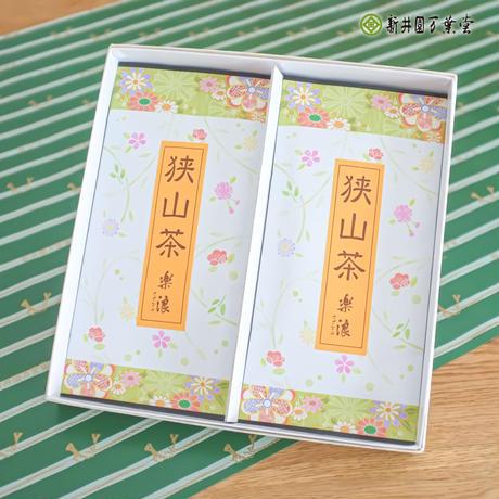 化粧箱入「楽浪」2袋