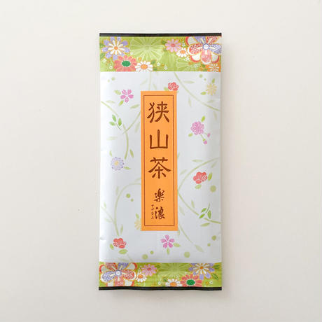 深蒸し煎茶「楽浪」100g  (送料230円)