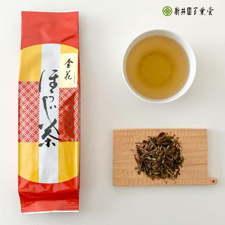 ほうじ茶「金花」100g  (送料230円)