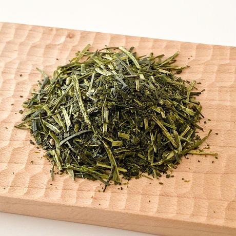 くき茶「白ブルーラベル」100g  (送料230円)