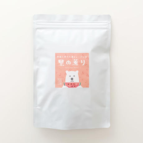 水出しティーバッグ ほうじ茶「里の薫り」3g×30p(送料無料)