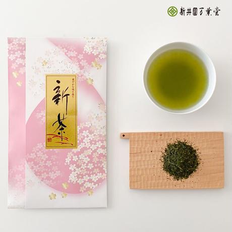 深蒸し煎茶「狭山昔」100g