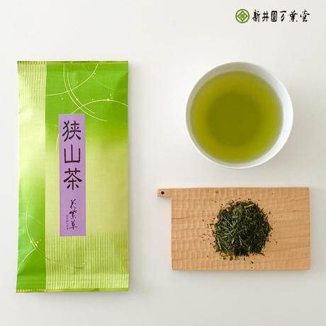 深蒸し煎茶「花紫草」100g
