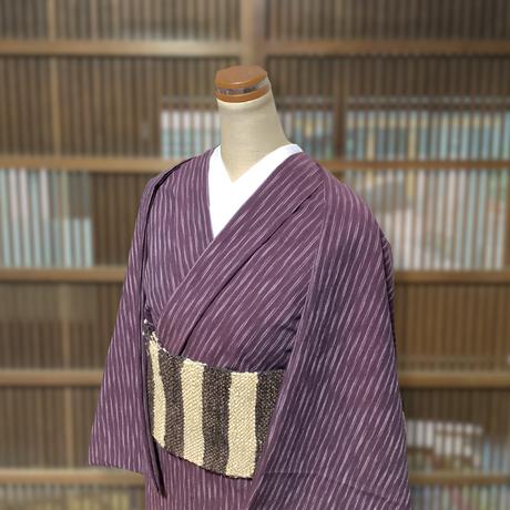 亀田縞 綿100%(秋冬春向き)
