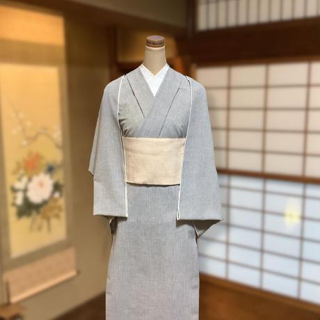 松阪もめん 白ヨコスラブNo.1