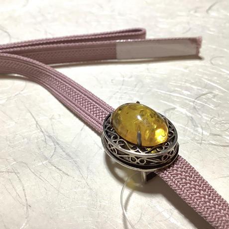 【セット商品】帯留め+帯〆(三分紐)