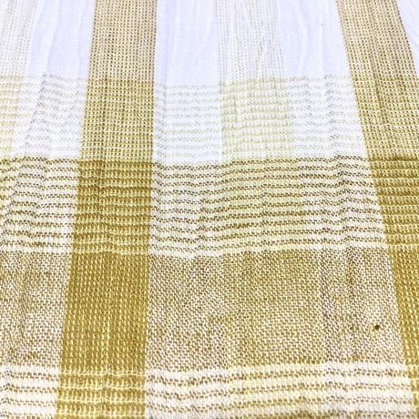 近江ちぢみ 綿50%麻50%