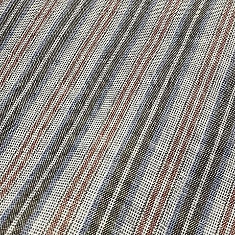亀田縞 綿100%  薄地(夏向き)