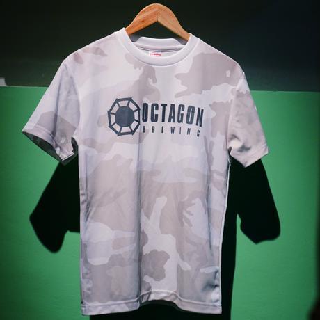 ドライカモフラージュTシャツ