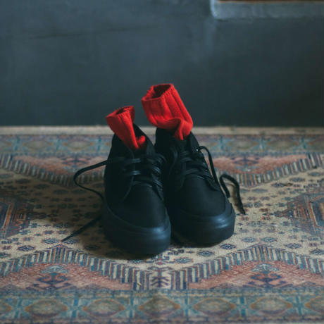 SCORPIOSOCKS - HOLIDAY RED