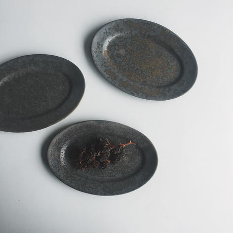 OVAL PLATE - S