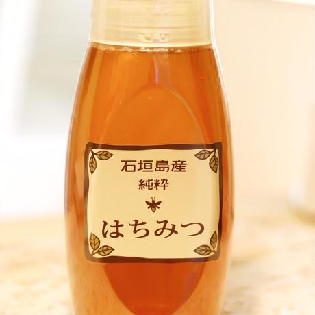【たっぷり使いたい貴方へ】石垣島はちみつ 500gソフトボトル