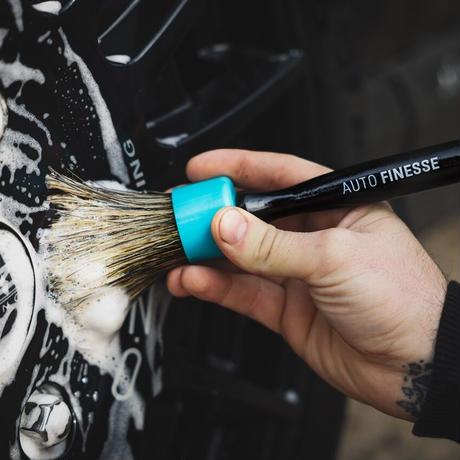 AUTO FINESSE オートフィネス ホッグヘアー ディテイリング ブラシ 品番HHB1
