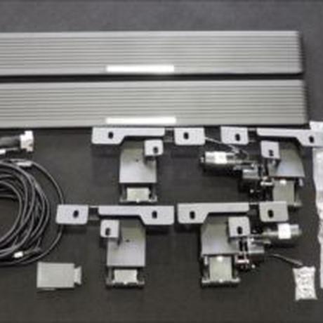 ベンツ Gクラス W463A 電動サイドステップ ロング(サイド出しマフラー無し車用) 商品番号4477