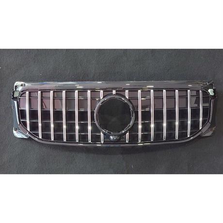 ベンツ GLBクラス X247 パナメリカーナグリル 縦フィン/GTR仕様 商品番号4534
