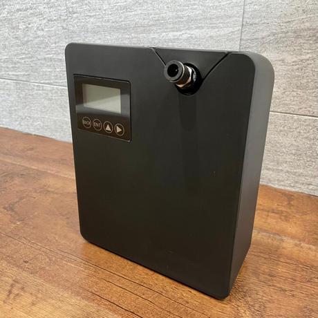 HOTEL AROMA DIFFUSER ホテル アロマディフューザー ブラック 本体+オイル 品番4639