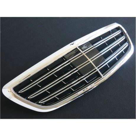 ベンツ Sクラス W222 V12 マイバッハ グリル ナイトビュー無用 商品番号3751