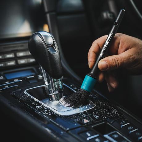 AUTO FINESSE オートフィネス フェザーティップ ディテイリングブラシ 4本セット 品番FT4