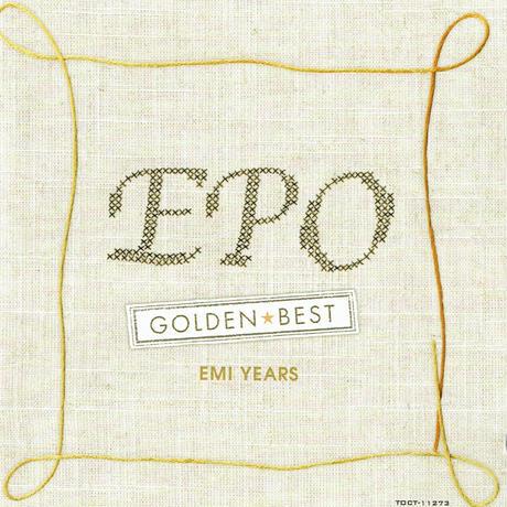 EPO GOLDEN ☆BEST  <EMI YEAR>