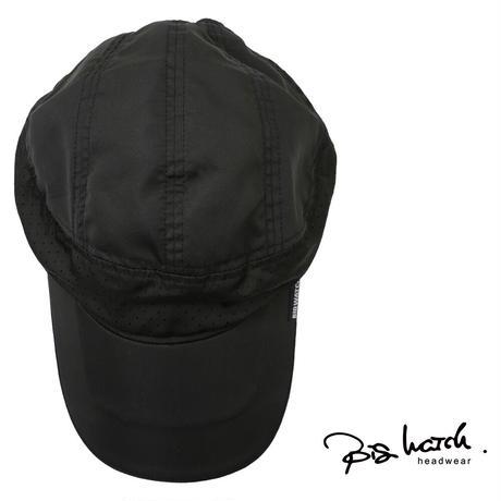 R-02 大きいサイズ 帽子 BIGWATCH パンチングベント メッシュキャップ ランニングキャップ