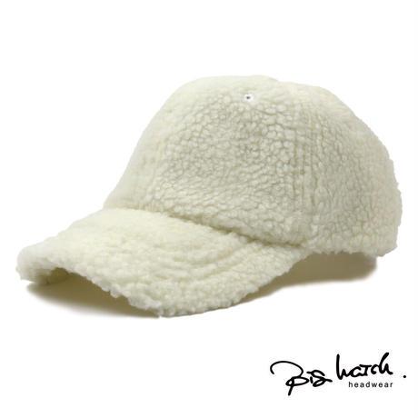 ボアフリース キャップ ブラック BCP-01,BCP-02大きいサイズ 帽子 キャップ メンズ BIGWATCH正規品