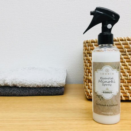 Essential Hinoki Spray