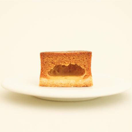 クラフトバターケーキ 塩キャラメル 5個入×2箱
