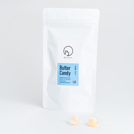 Butter Candy 京飴バター(12個入)