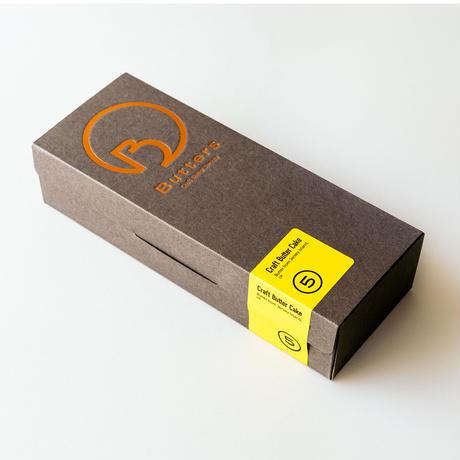 【御中元熨斗】クラフトバターケーキ 5個入×2箱