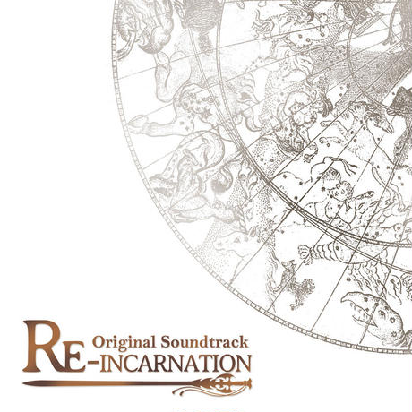 RE-INCARNATION Original Soundtrack byてらりすと