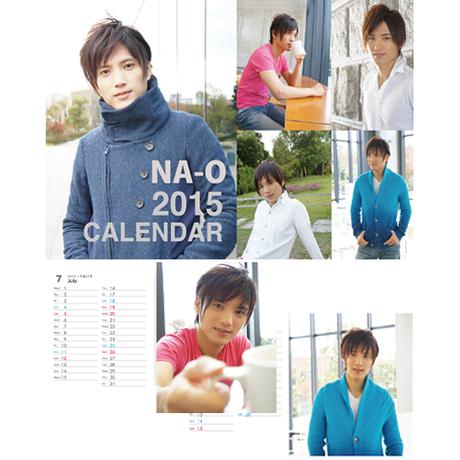 NA-O 卓上フォトカレンダー 2015