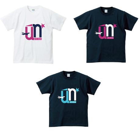 Tシャツ「un」