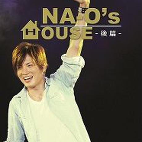 LIVE DVD『NA-O's HOUSE 後編 @amHALL 2013.7.21』