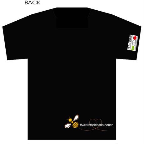 ITOデザイン たちばな農園 Tシャツ