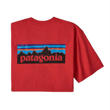 Patagonia(パタゴニア) メンズ・P-6ロゴ・レスポンシビリティー #38504 (FRE)