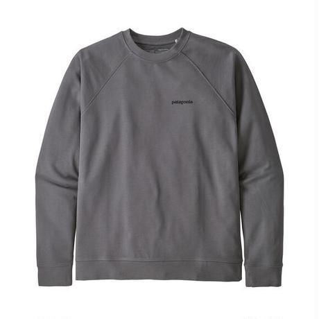 Patagonia (パタゴニア) メンズ・P-6 ロゴ・オーガニック・クルー・スウェットシャツ #39603 (NGRY) 31&81-pt39603