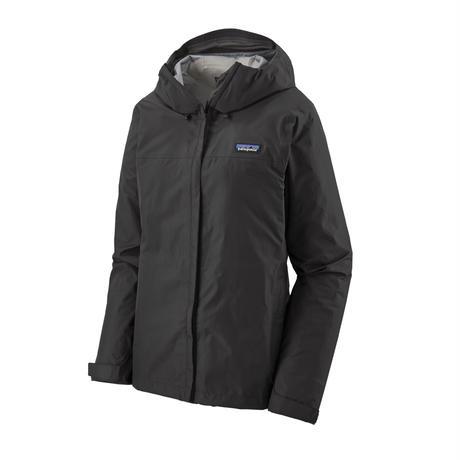 Patagonia(パタゴニア) ウィメンズ・トレントシェル3L・ジャケット #85245 Black (BLK)