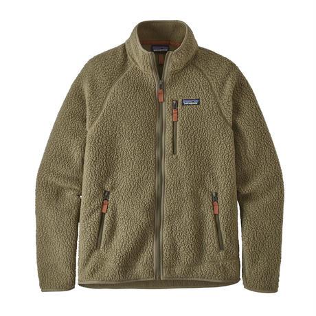 Patagonia(パタゴニア) メンズ・レトロ・パイル・ジャケット  #22801   Sage Khaki (SKA) ■予約販売スタート!■