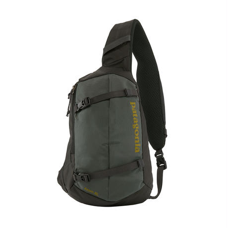 Patagonia(パタゴニア) アトム・スリング8L #48261 Forge Grey w/Textile Green (FORT) 【101-ptatmsling7】
