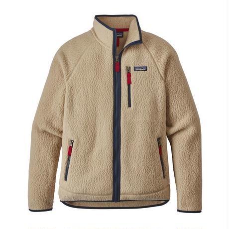 メンズ・レトロ・パイル・ジャケット  #22800  El Cap Khaki (ELKH)
