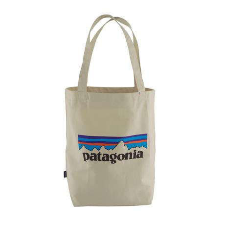 Patagonia(パタゴニア) マーケット・トート   #59280 カラー  P-6 Logo: Bleached Stone (PLBS) 【101-ptmktt】