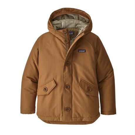 Patagonia(パタゴニア) ボーイズ・インサレーテッド・イスマス・ジャケット    #68045         Beech Brown (BEBR) ■販売スタート!