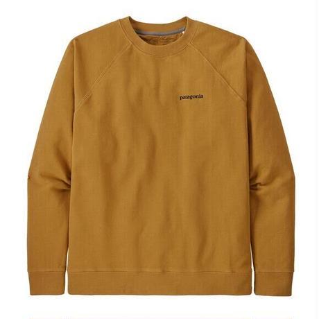 Patagonia (パタゴニア) メンズ・P-6 ロゴ・オーガニック・クルー・スウェットシャツ #39603 (OKSB) 31&81-pt39603