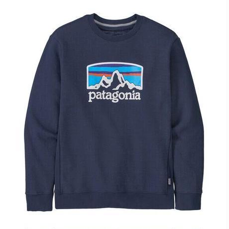 Patagonia(パタゴニア) メンズ・フィッツ・ロイ・アップライザル・クルー・スウェットシャツ  #39626 (NENA)31-pt39626