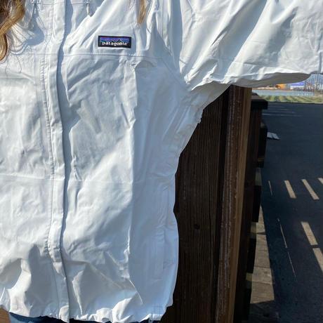 Patagonia(パタゴニア) ウィメンズ・トレントシェル3L・ジャケット #85245 Birch White (BCW)
