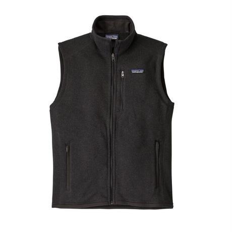 Patagonia(パタゴニア) メンズ・ベター・セーター・ベスト  #25882 (BLK)48-PT25882
