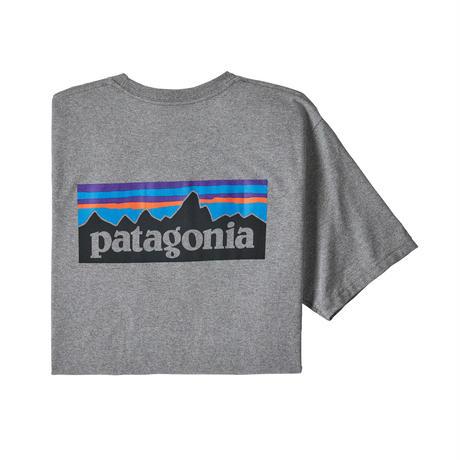 Patagonia(パタゴニア) メンズ・P-6ロゴ・レスポンシビリティー #38504 (GLH) [商品管理番号:10&60-pt38504]