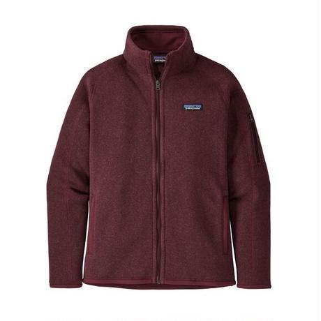 Patagonia (パタゴニア) ウィメンズ・ベター・セーター・ジャケット #25543 (CHIR) 98-ptbetterjw